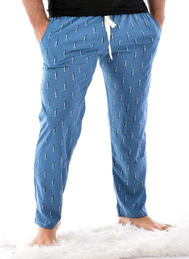 Pemilo Pijama altı Mavi